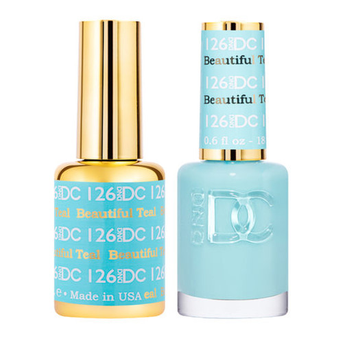 Daisy DC Gel Beautiful Teal #DC126