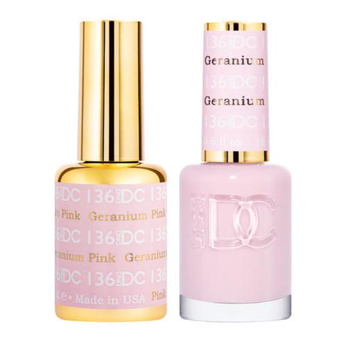 Daisy DC Gel Geranium Pink #DC136