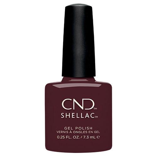 CND Shellac Black Cherry