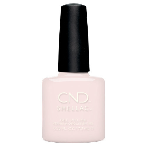 CND Shellac Satin Slippers