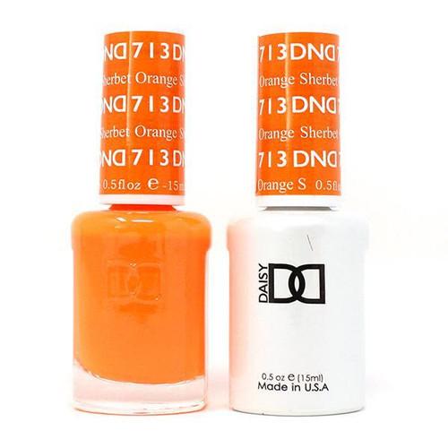 Daisy Gel Polish Orange Sherbet #713