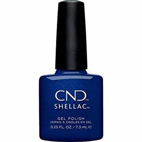CND Shellac Sassy Sapphire