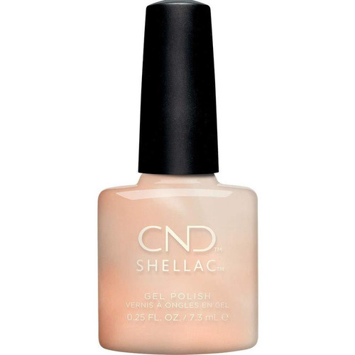 CND Shellac Lovely Quartz