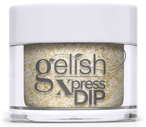 Gelish DIP POWDER Xpress All That Glitters Is Gold
