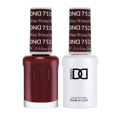 Daisy Gel Cherry Winter Wine #752