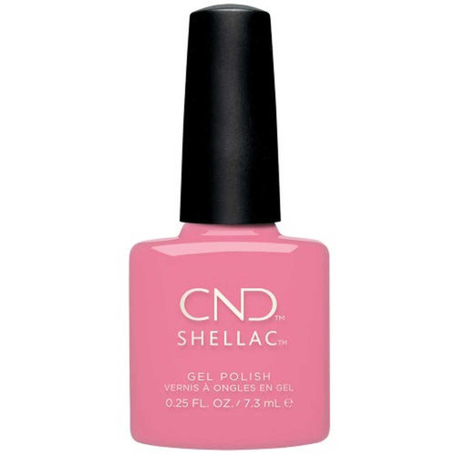 CND Shellac Kiss From A Rose