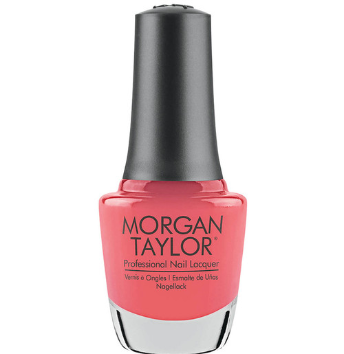 Morgan Taylor Nail Lacquer Cancan We Dance?
