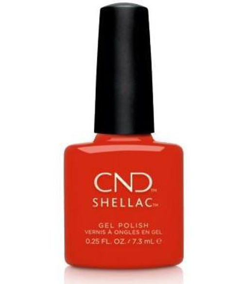 CND Shellac Hot Or Knot