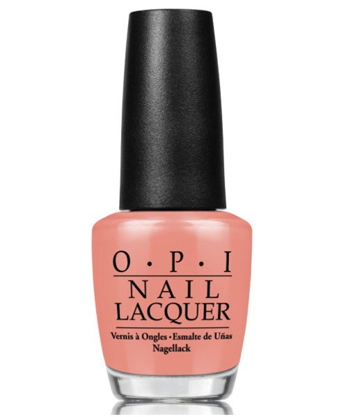 OPI Nail Lacquer Crawfishin' for a Compliment