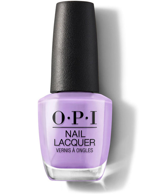 OPI Nail Lacquer Do You Lilac It?