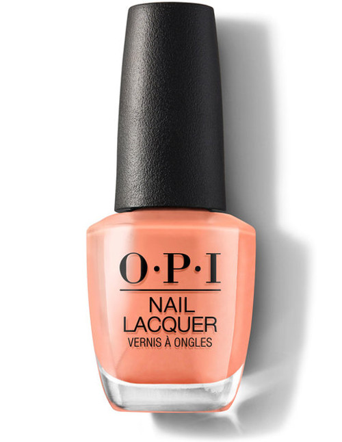 OPI Nail Lacquer Freedom of Peach