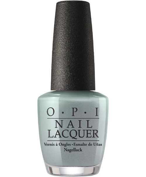 OPI Nail Lacquer I Can Never Hut Up