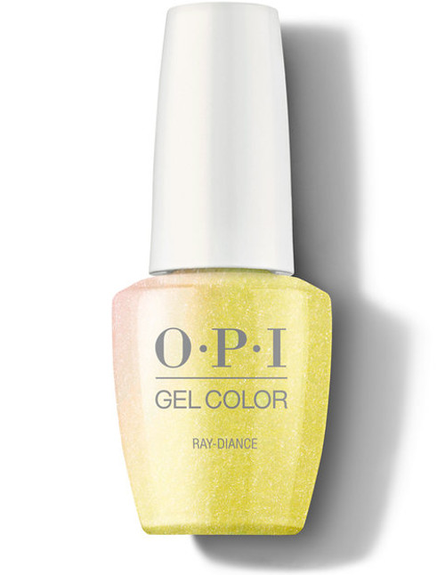 OPI GelColor Ray-diance