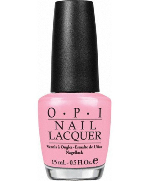 OPI Nail Lacquer I Think in Pink