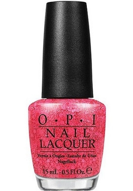 OPI Nail Lacquer On Pinks and Needles