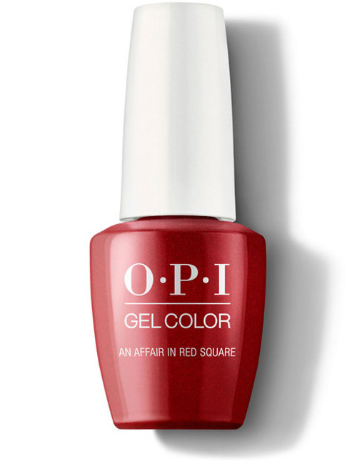 OPI GelColor An Affair In Red Square