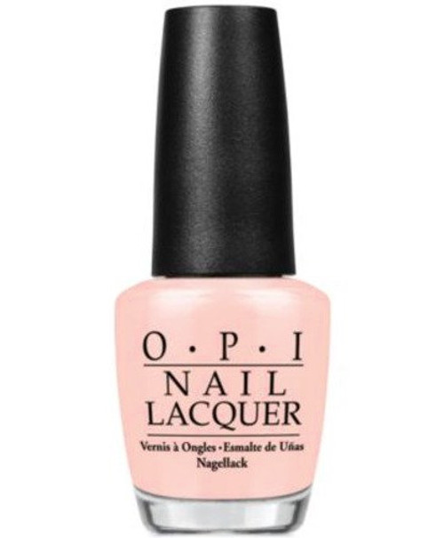 OPI Nail Lacquer Coney Island Cotton Candy