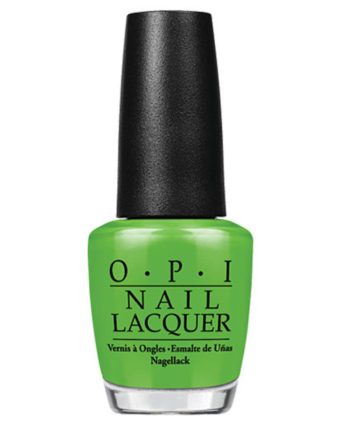 OPI Nail Lacquer Green-wich Village