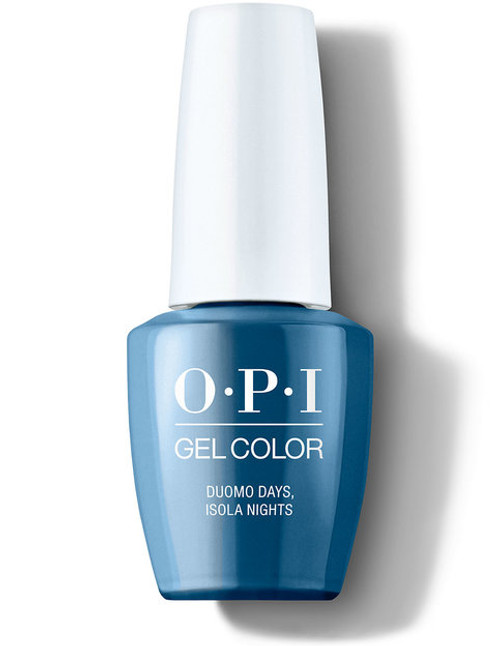OPI GelColor Duomo Days, Isola Nights