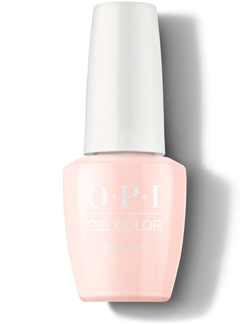 OPI GelColor Bubble Bath