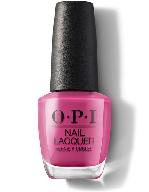 OPI Nail Lacquer No Turning Back From Pink Street
