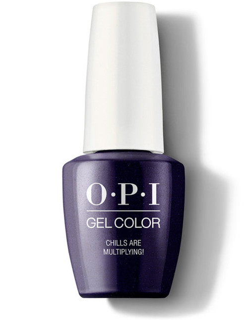 OPI GelColor Chills Are Multiplying!