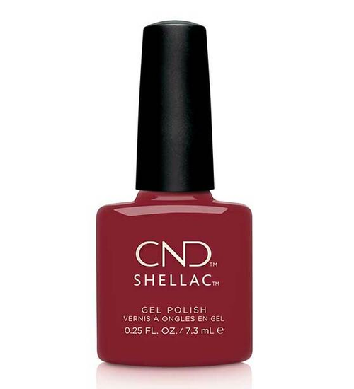 CND Shellac Cherry Apple