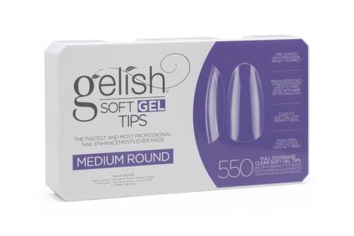 Gelish Soft Gel Nail Tips 550 Ct