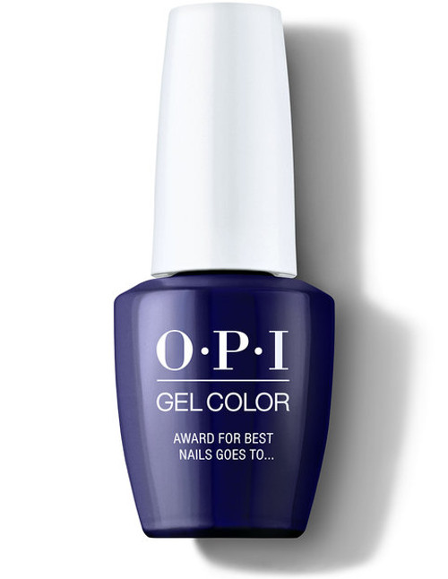 OPI GelColor Award for Best Nails goes to…