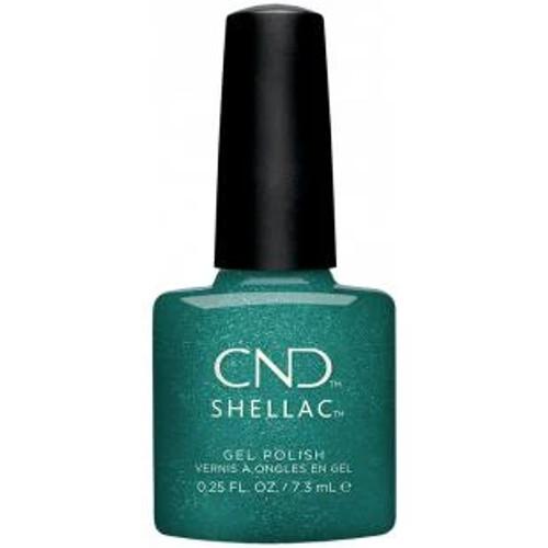 CND Shellac She's a Gem!