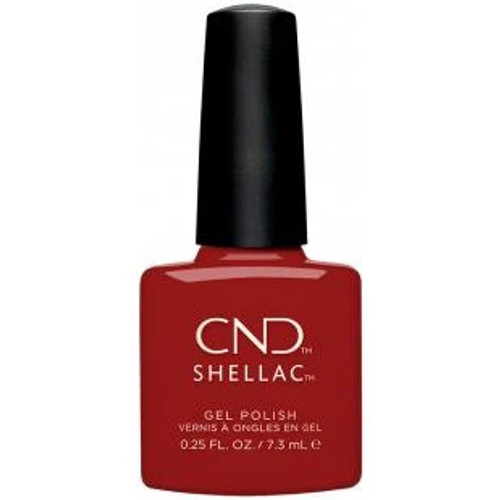 CND Shellac Bordeaux Babe