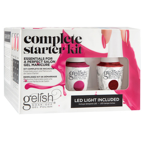Gelish Gel Polish Complete Starter Kit