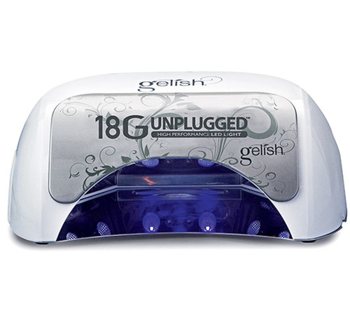 Nail Harmony Gelish 18g UNPLUGGED LED UV Lamp