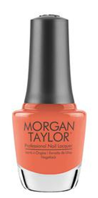 Morgan Taylor Nail Lacquer Orange Crush Blush