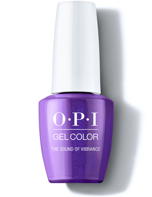 OPI Gelcolor The Sound of Vibrance