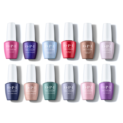 OPI GelColor Downtown LA Fall 2021 Collection