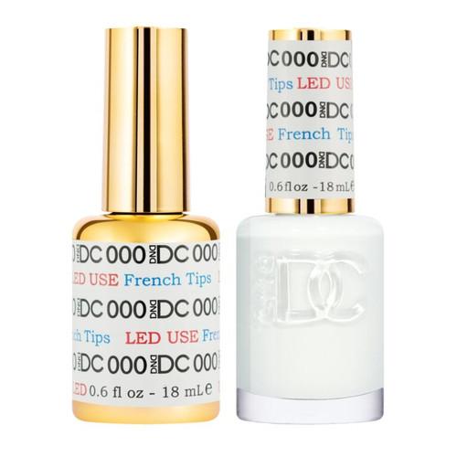 Daisy DC Gel French Tips #DC000