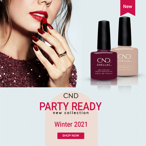 CND Shellac Party Ready 2021 Collection