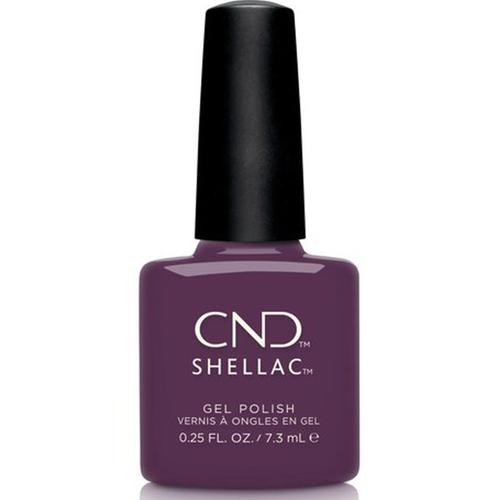 CND Shellac Verbena Velvet