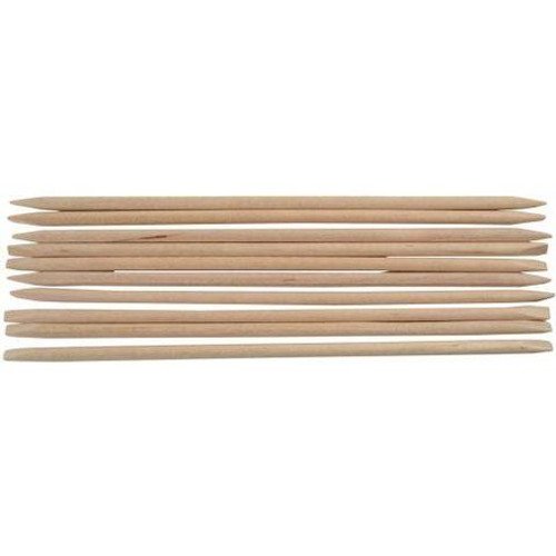 Wood Cuticle Sticks