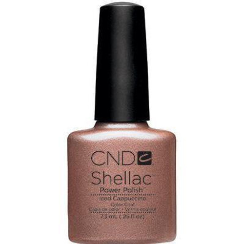 CND Shellac Iced Cappuccino