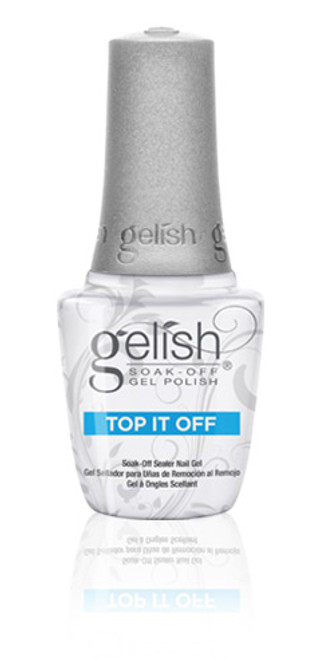 Gelish Top It Off Gel
