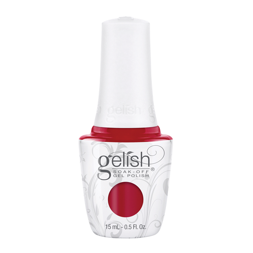 Gelish Polish Red Roses