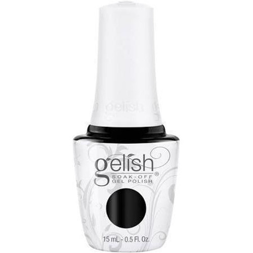 Gelish Gel Polish Black Shadow