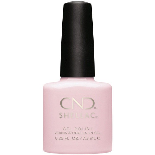 CND SHELLAC CLEARLY PINK