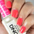 Daisy Gel Polish Summer Hot Pink 1414