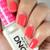 Daisy Gel Polish Summer Hot Pink 414