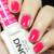Daisy Gel Polish Hot Pink 505
