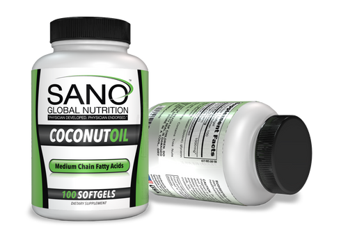 Coconut oil represents medium chain fatty acids that have been associated with reducing vascular edema, promoting greater flexibility in the arteries and research suggests it helps reduce plaque development.  Our purified coconut oil also promotes fat metabolism and phospholipid repair of the cell walls and mitochondria.