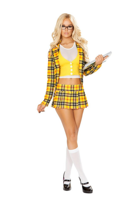 School Girl Without A Clue Costume